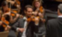 Yevgeny Chepovetsky solo violin