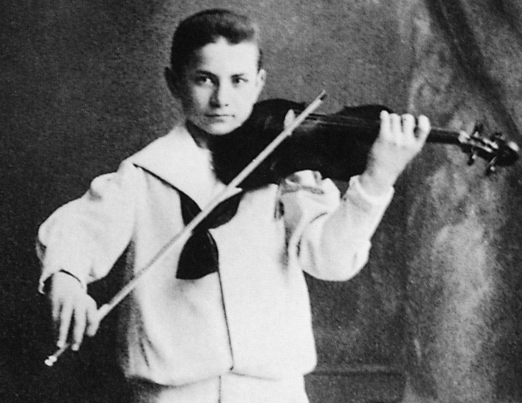 Who exactly was the founder of the Russian Violin School? A