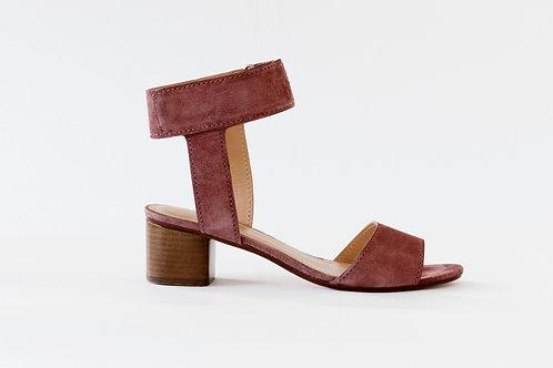 Large Ankle Strap Sandale