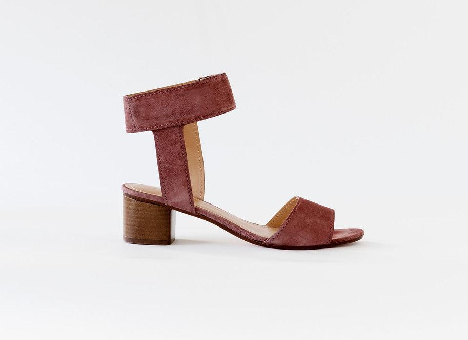 Large Ankle Strap Sandals