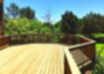 wood decking contractor