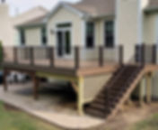 Composite decking timbertech