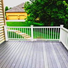 deck contractor hire