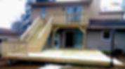 build deck stimate