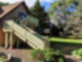 build large porch
