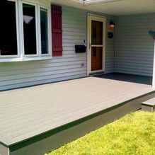 deck board installation