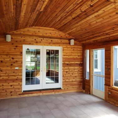 build a three season room