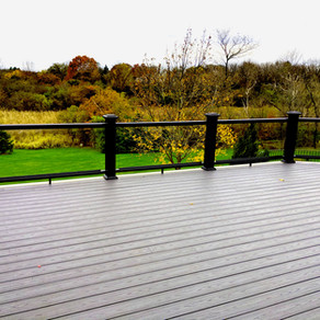 Frost Heave And Deck Footing