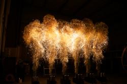 6 תותחי אש וזיקוק