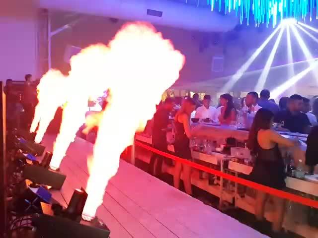 4 תותחי אש
