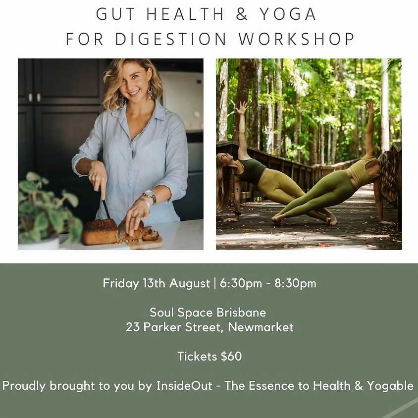 Gut Health & Yoga for Digestion Workshop