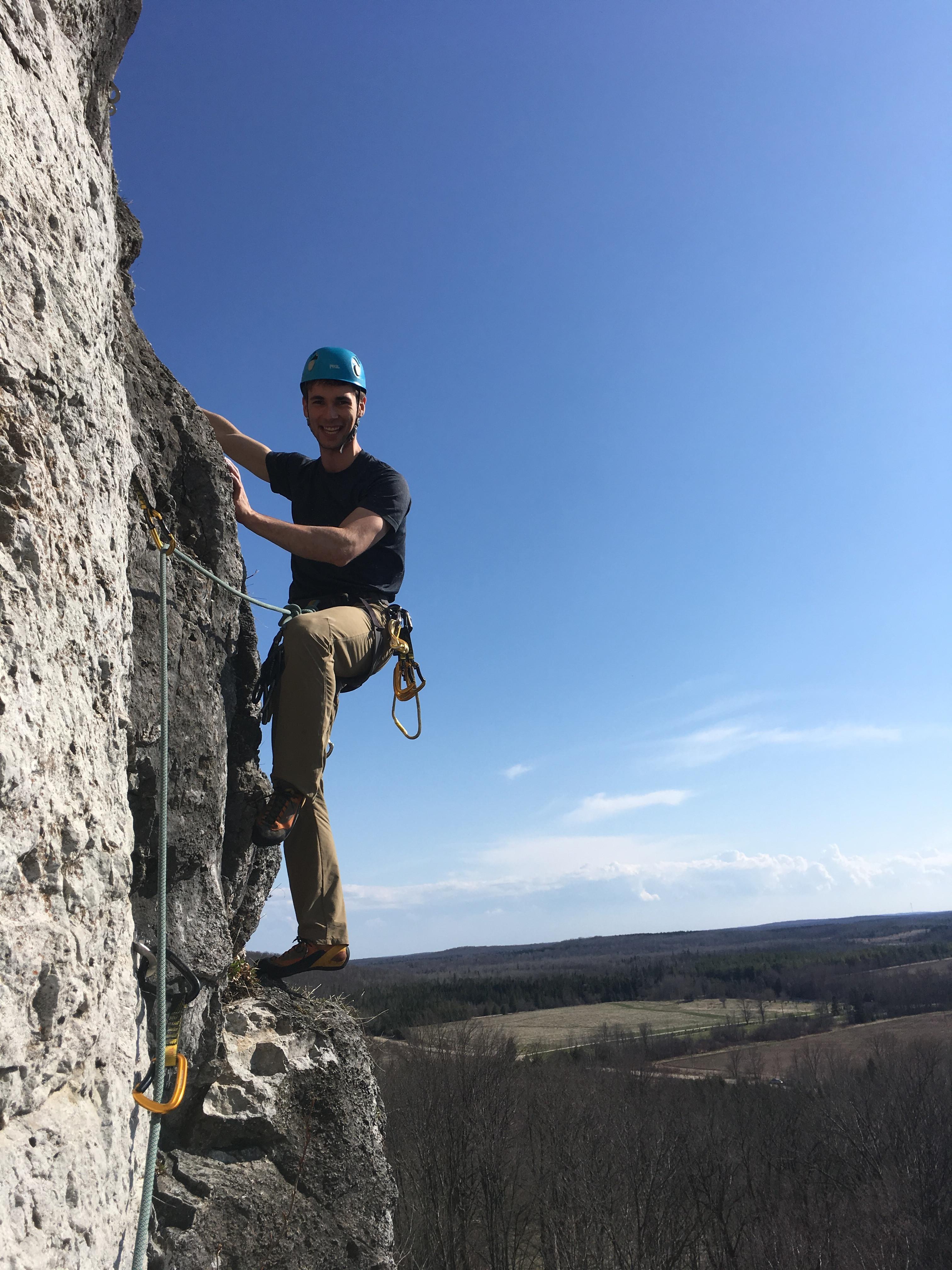 Sport Lead Climbing (private)