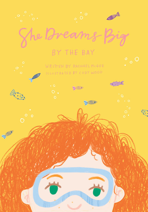 She Dreams Big - By The Bay