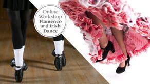 Online Workshop Irisch Dance & Flamenco