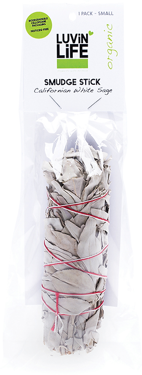 Luvin Life Smudge Stick White Sage - Small