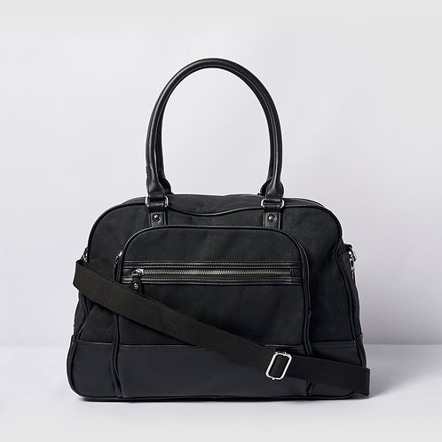 Urban Originals Overnight Bag Black