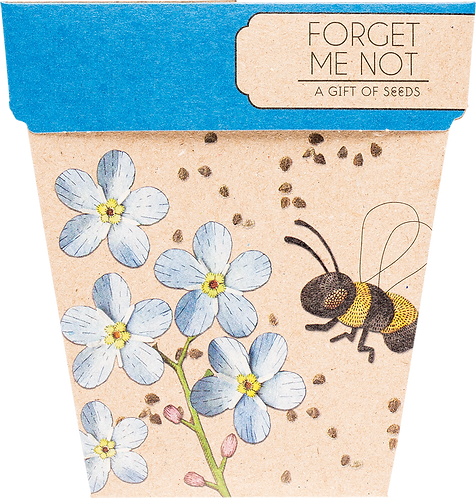 Sow n' Sow Gift of Seeds - Forget-Me-Not