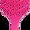 Thumbnail: BASS Brushes Bio-Flex Detangler Hair Brush Pink