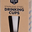 Thumbnail: Ever Eco Stainless Steel Drinking Cups 4 x 500ml