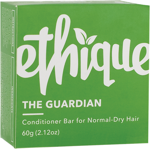 Ethique Solid Conditioner Bar - The Guardian 60gm