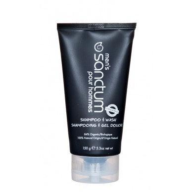 Sanctum Men's Shampoo & Wash 150gm