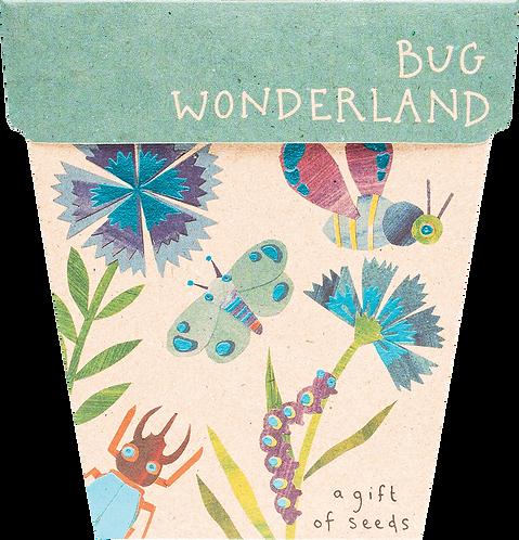 Sow 'n Sow Gift of Seeds - Bug Wonderland