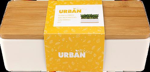 Urban Greens Mini Garden Sprouts Kit - Sunflower