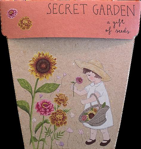 Sow n' Sow Gift of Seeds - Secret Garden