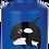 Thumbnail: Cheeki Kids - Oska the Orca - 400ml
