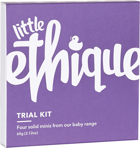 Little Ethique Kids Trial Pack 60gm