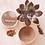 Thumbnail: Sun & Earth Tinted All Day Cream SPF 30+ Earthy Cocoa Dark 50g