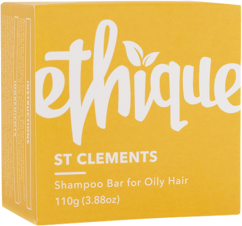 Ethique Solid Shampoo Bar - St Clements 110gm