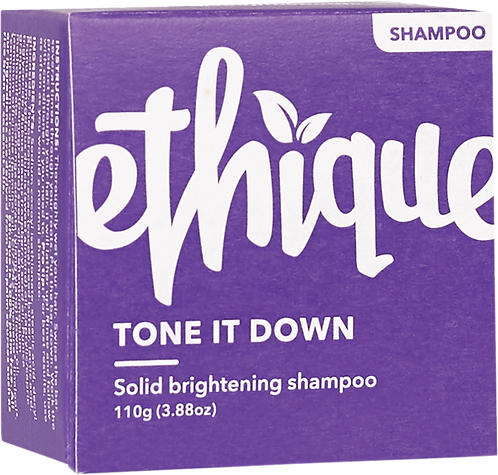 Ethique Solid Shampoo Bar - Tone it Down 110gm
