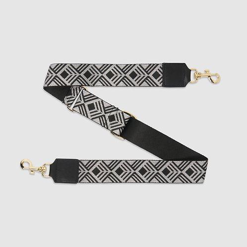 Urban Originals Black/Silver Strap
