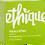 Thumbnail: Ethique Solid Shampoo Bar - Heali Kiwi 110gm