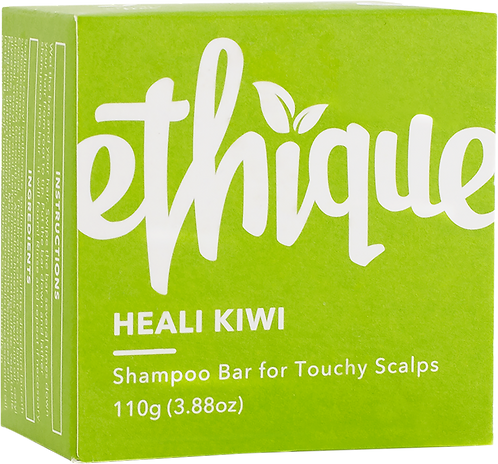 Ethique Solid Shampoo Bar - Heali Kiwi 110gm