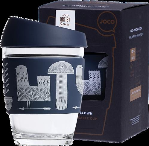 JOCO Cup - Artist Series 12oz by Adrian Knott