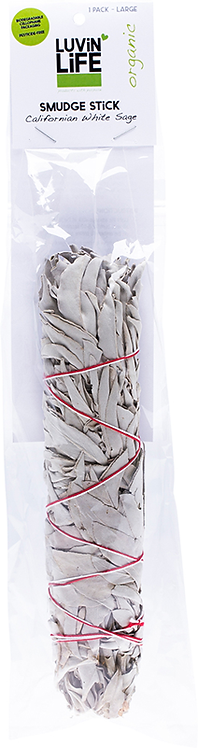 Luvin Life Smudge Stick White Sage - Large