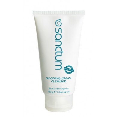 Sanctum Soothing Cream Cleanser 150gm