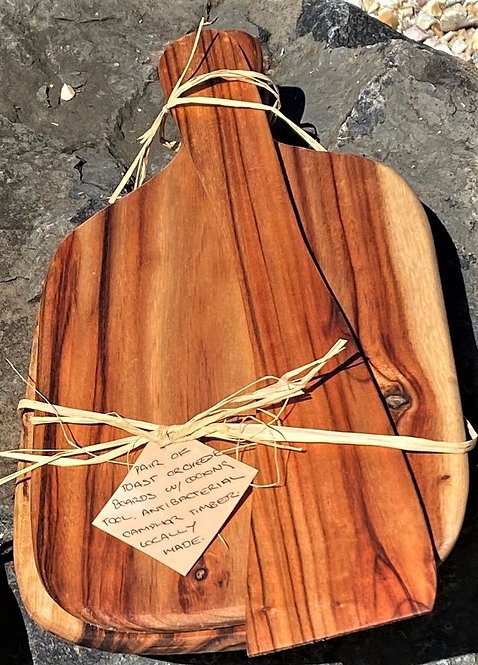 Men's Shed board and spatula sets