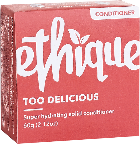 Ethique Solid Conditioner Bar - Too Delicious 60gm