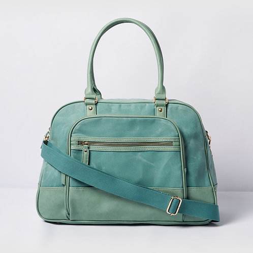 Urban Originals Overnight Bag Green