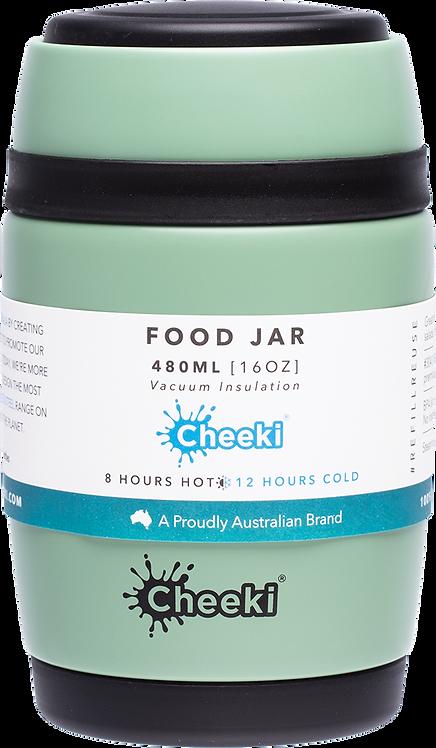Cheeki Food Jar Pistachio - 480ml