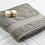 Thumbnail: Bhumi Bath Towel in Grey