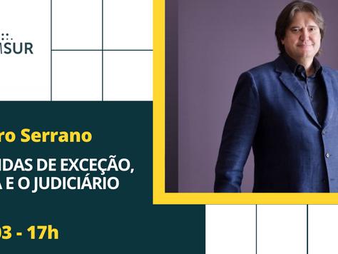 Domingueira AMSUR: Pedro Serrano