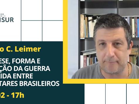 Domingueira AMSUR: Piero C. Leimer