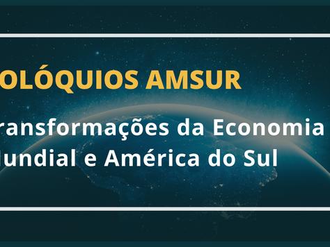 Geopolítica, Democracia e Desenvolvimento: Transformações da Economia Mundial e América do Sul
