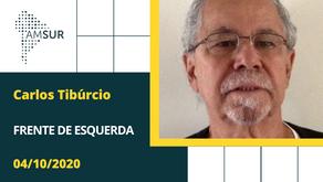 Domingueira AMSUR: Frente de Esquerda