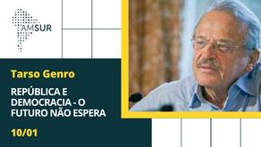 Domingueira AMSUR: República e Democracia - O Futuro não Espera