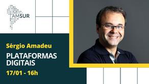 Domingueira AMSUR: Sérgio Amadeu